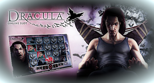 Dracula Online Slot is the latest from NetEnt.